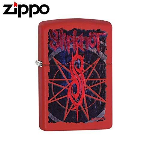 Zippo 214 60002652 PL Slipknot benzine-aansteker, messing