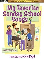 My Favourite école du dimanche chansons