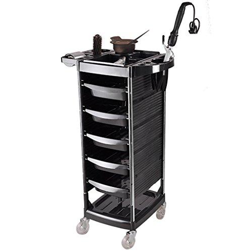 Beauty Trolley Salon de beauté Coiffeur Salon de Coiffure Fournitures de Coiffure Outil Trolley Outil de Coiffure Cabinet -Tool cart