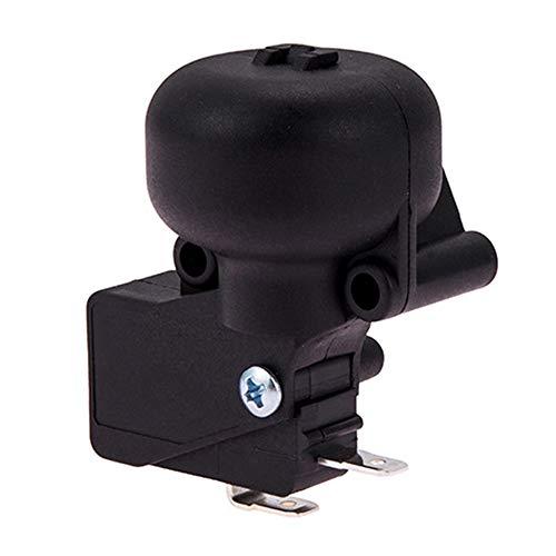 ExcLent Universal Ac 220V 50Hz Anti-Dump Switch Schwarz Für Patio Heizung Garten Outdoor Heizung Zubehör