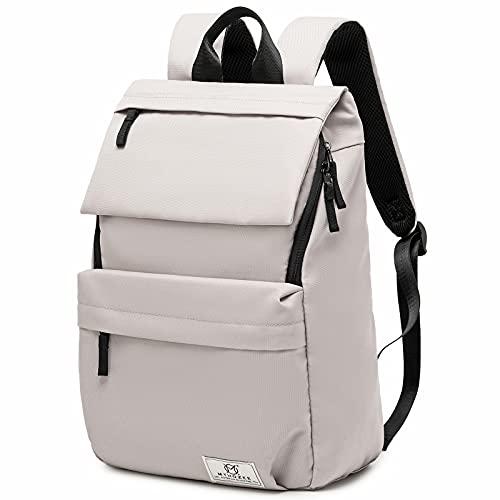 Myhozee Rucksack Damen Herren - Wasserdichter Shulrucksack Daypack mit Laptopfach 15,6 Zoll Ausflüge & Anti Diebstahl Tasche Tagesrucksack für Ausflüge, Uni, Schule