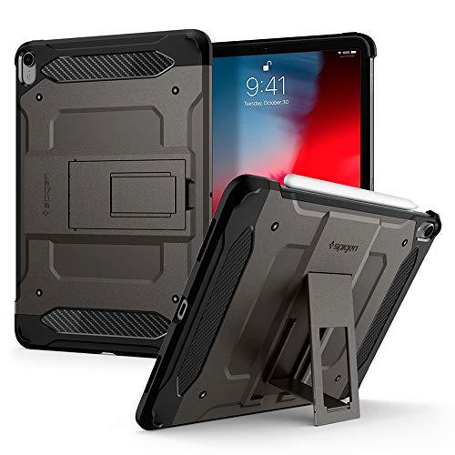Spigen Tough Armor TECH Designed for iPad Pro 11 Inch Case (2018) - Gunmetal