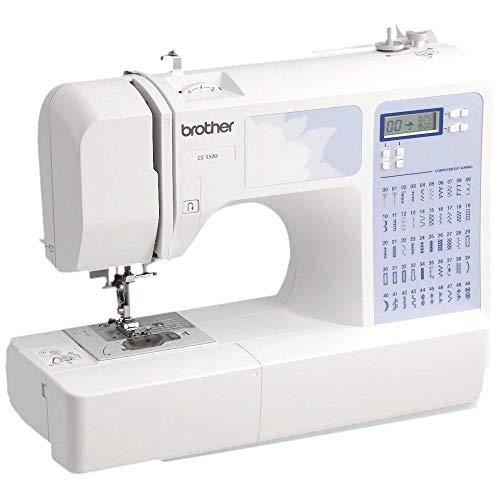 Máquina De Costura Doméstica Brother Ce-5500 Bivolt