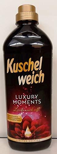 Kuschelweich Luxury Moments Leidenschaft Weichspüler LIMITED EDITION (6 x 1l)