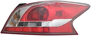 Best tail light cover nissan altima Reviews