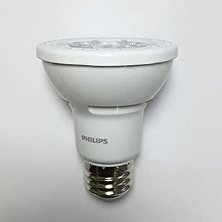 Philips Dimmable 6W 2700K 35° PAR20 LED Bulb