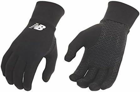 New Balance Lightweight Running Gloves Black Small product image