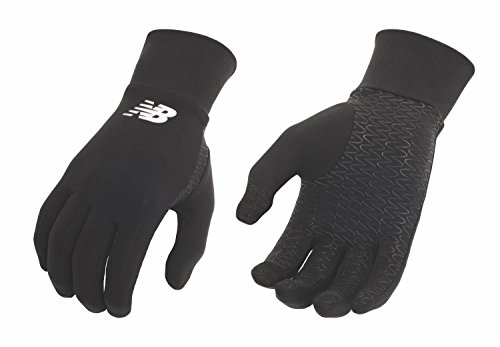 New Balance Lightweight Running Gloves (Black, X-Large)