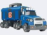 Smoby - 360168 - Bob le Bricoleur - Camion 2 Tonnes Effets Sonores et Lumineux - 60 Accessoires