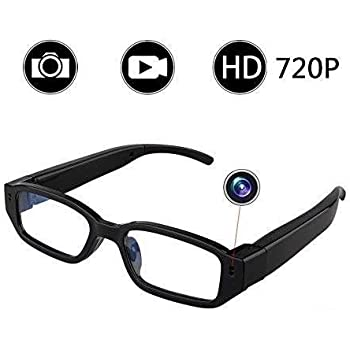 Safety Net FH1 Spy Camera Spectacles with Non-Slip Mat Dashboard