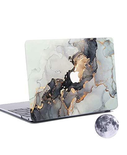 N/H Hülle für MacBook Air 13 2020 2019 2018 Freisetzung A2179 / A1932 - Hartschale Hülle Schutzhülle Hülle & Mauspad für Apple MacBook Air 13