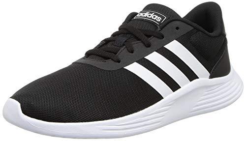 adidas Lite Racer 2.0 K, Zapatillas de Running Unisex Adulto, NEGBÁS/FTWBLA/NEGBÁS, 39 1/3 EU