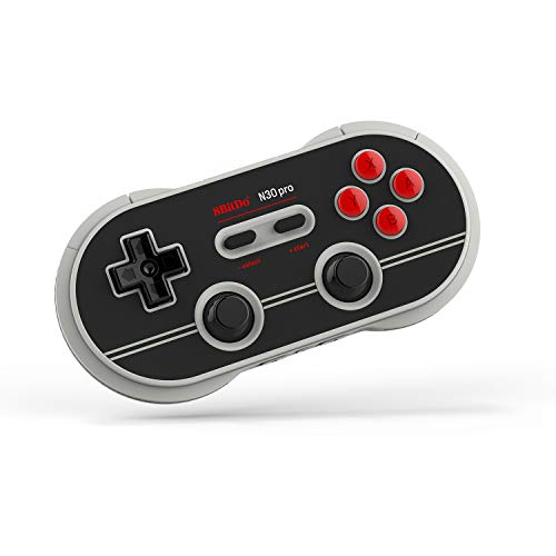 8Bitdo N30 Pro2 Bluetooth Gamepad (N Edition) - Nintendo Switch