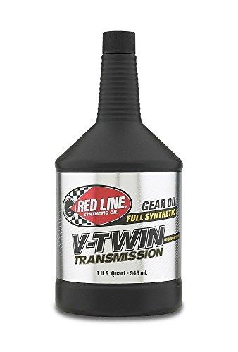 Red Line Oil RED42804 V-Twin Transmission Oil with Shockproof Fluid, 1 Quart (4)