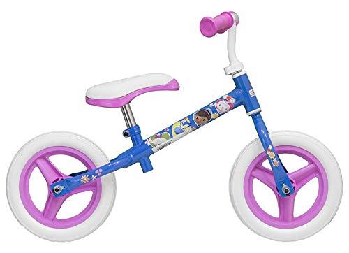Toimsa–Doc McStuffins Bicicletta Senza Pedali per Bambini sotto Licenza La Dottoressa Peluche 10Pollice di 2a 3Anni, 109u