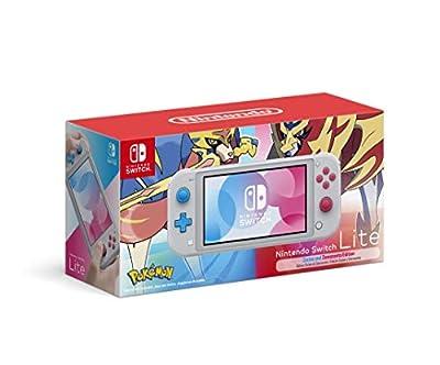 Nintendo Switch Lite - Zacian and Zamazenta Edition by Nintendo