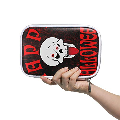 Großes Federmäppchen Halloween Party Stiftkoffer Office College School Große Speicherkapazität Tasche Kosmetiktasche Pouch Box