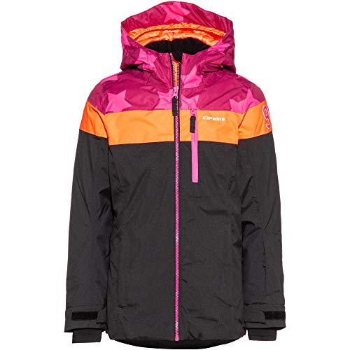 ICEPEAK Lana 176 - Chaqueta de esquí para niño, Color Rosa