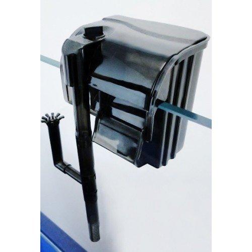 Filtre extérieur à sac à dos cascade, HBL-501, 400 l/h, 5 W, pour aquarium d'eau douce de mer.