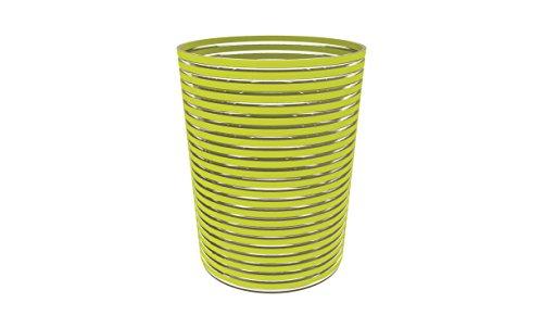 Zak Designs 6685-9454 Seau apéritif Swirl Vert Kiwi