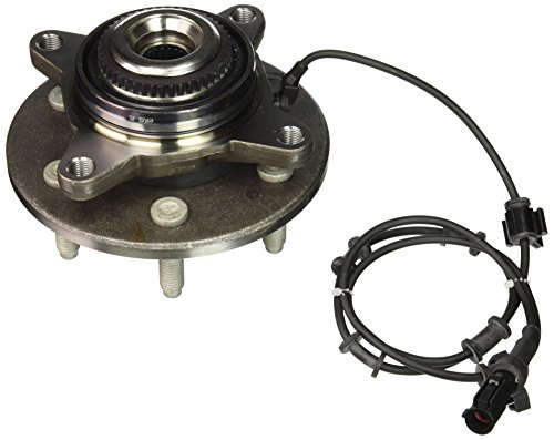 Timken SP550202 Axle Bearing and Hub Assembly