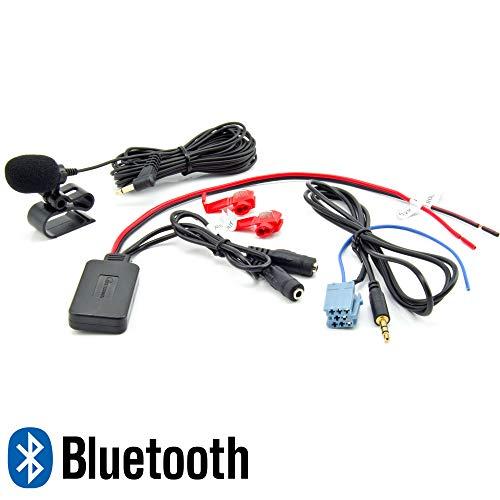 Watermark WM-BTMIC36 Bluetooth Adapter kompatibel mit Mercedes W169 W245 Vito Viano Sprinter VW Crafter mit Audio 5 Radio Musik Streaming mit Freisprecheinrichtung