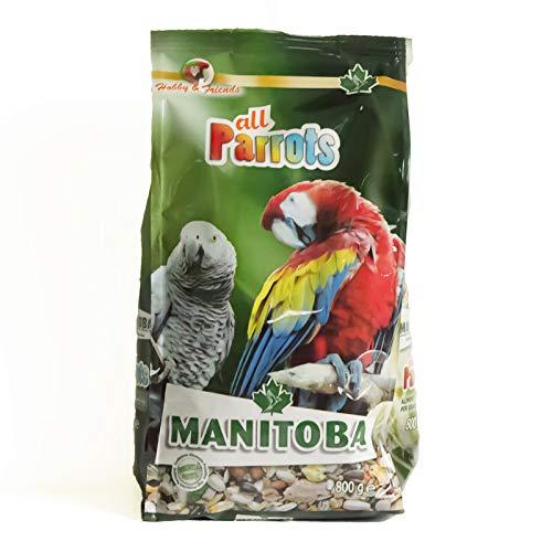 Manitoba all Parrots 800 gr
