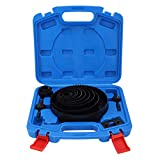 19Pcs Hole Saw Set Woodworking Holes Opener Drilling Tools 19-152mm Cutting Blade