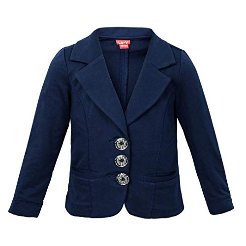 La-V Cardigan, Blazer for Girl Navy / 164 / 170 (14-15 years)