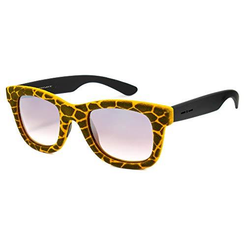 italia independent 0090V-GIR-000 Gafas de sol, Marrón, 52 para Mujer