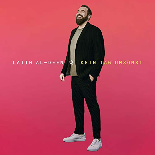 Laith Al-Deen - Kein Tag umsonst (Limited Box Set inkl. CD Digipak, Bonus-DVD, 5-Jahres-Kalender, Kugelschreiber)