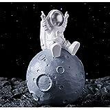 YFFSBBGSDK Hucha de Dibujos Animados Astronauta Hucha Caja de Almacenamiento de Monedas Regalo de cumpleaños Escritorio decoración del hogar Hucha niños Hucha