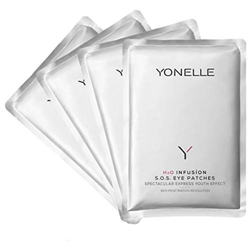 YONELLE S.O.S H2O Infusion Eye - Parches