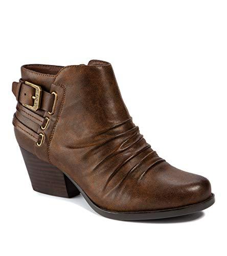 Price comparison product image BareTraps Reid Women's Boots Brush Brown Size 7.5 M (BT26847)