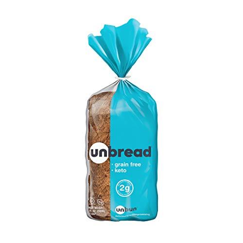 Unbun, Bread Sliced Keto, 19.75 Ounce