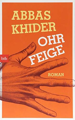 Buchseite und Rezensionen zu 'Ohrfeige: Roman' von Abbas Khider