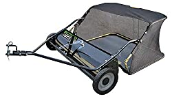 "Yard Commander 42"" Tow Behind Lawn Sweeper"