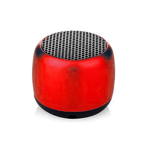 L-sister Minirock Bluetooth-Lautsprecher, klein, Stahl, kabellos, tragbar,...