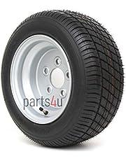 Compleet wiel 195/50 B 10 98N wiel 18x8.0-10 B62 velg staal 6.00x10 of 18x8.0x10-195 50