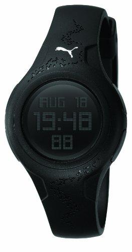 Puma Herren-Armbanduhr Digital Quarz Plastik PU910452001