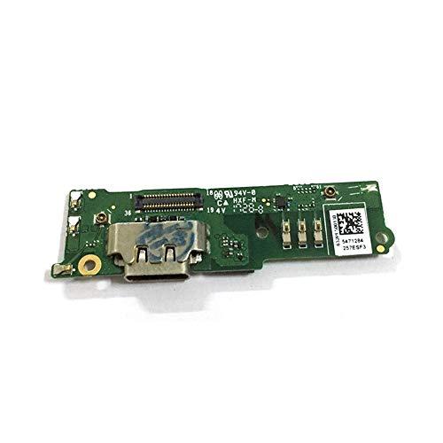 HDHUIXS Compatibilidad Puerto USB de Carga Junta Fit For Sony Xperia XA1 Plus USB Base de Carga del Puerto Flex Piezas de reparación del Cable Profesional
