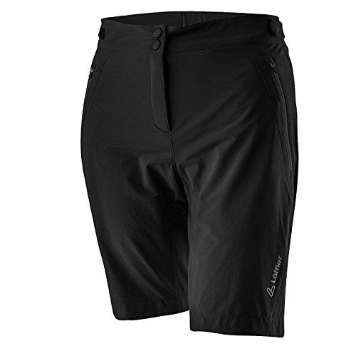 Löffler Tourina CSL Bike Shorts voor dames, zwart