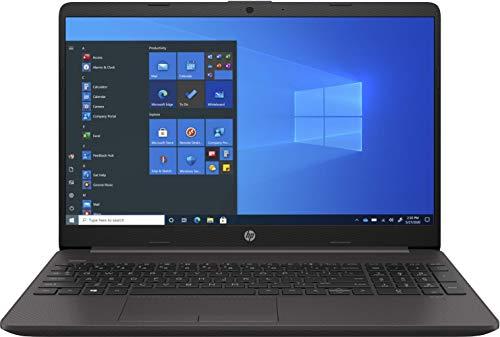 Portátil HP 255 G8 PC cpu AMD 3020e 2 núcleos, 4 GB DDR4, SSD 256 GB NVMe, Notebook 15,6' pantalla HD 1366 x 768 Antiglar, Hdmi, Eth, Usb Type-C, Win10 H, Black Edition, Gar. Italia