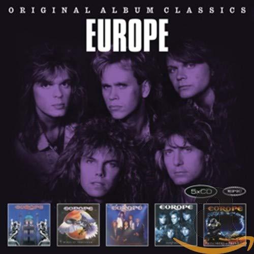 Original Album Classics (Box 5 Cd)
