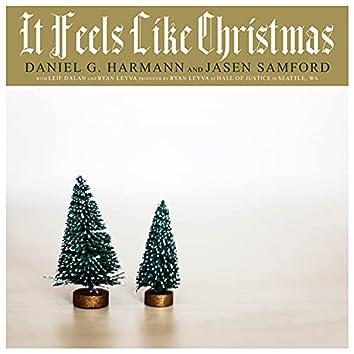 It Feels Like Christmas (feat. Leif Dalan & Ryan Leyva)