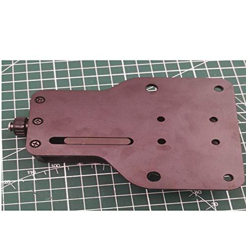 3D Tarantula/HE3D 3D Printer black anodized Aluminum Upgrade X axis belt tensioner kit for Tarantula/HE3D 3D Printer
