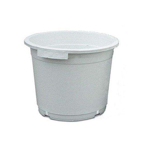 Pot / Contenant / Bassine Ronde sans poignées - Beige 35/34cm (27L)