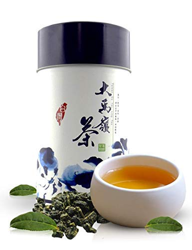 Oolong Loose Leaf Tea from Taiwan, Delicious and Detox Helps Aid in Weight Loss. 2X Sealed Bags.