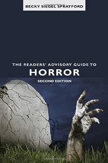 The Readers' Advisory Guide to Horror (ALA Readers' Advisory Series)