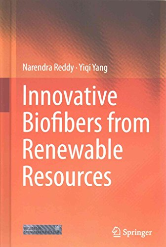 [(Innovative Biofibers from Renewable Resources)] [By (author) Narendra Reddy ] published on (January, 2015)
